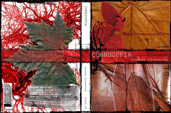 Cornucopia - Jornadas Intravenosas CD in DVD case