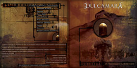 Dulcamara - back + front cover