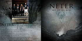Neter - back + front cover