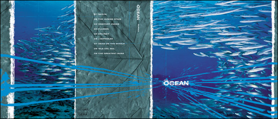 THE OCEAN - FluXion - CD four panels Special-Digipack